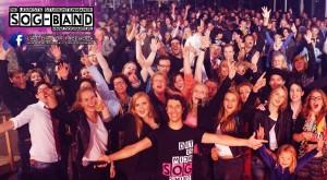 SOG Band publieksfoto